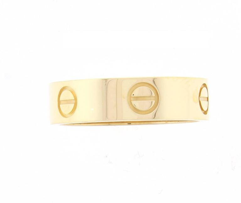 Cartier Love Ring 2