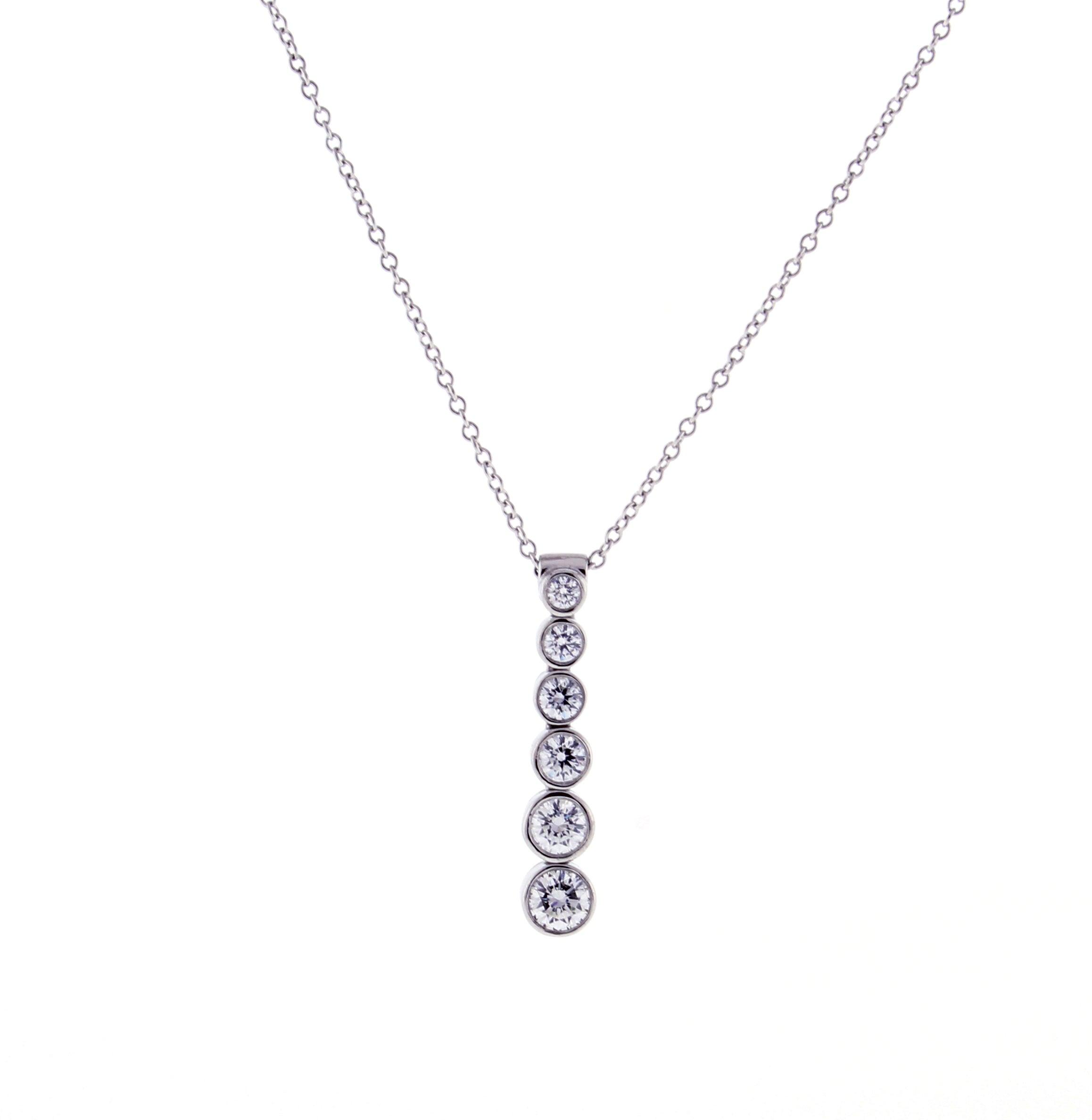 Tiffany & Co. Graduated Drop Pendant