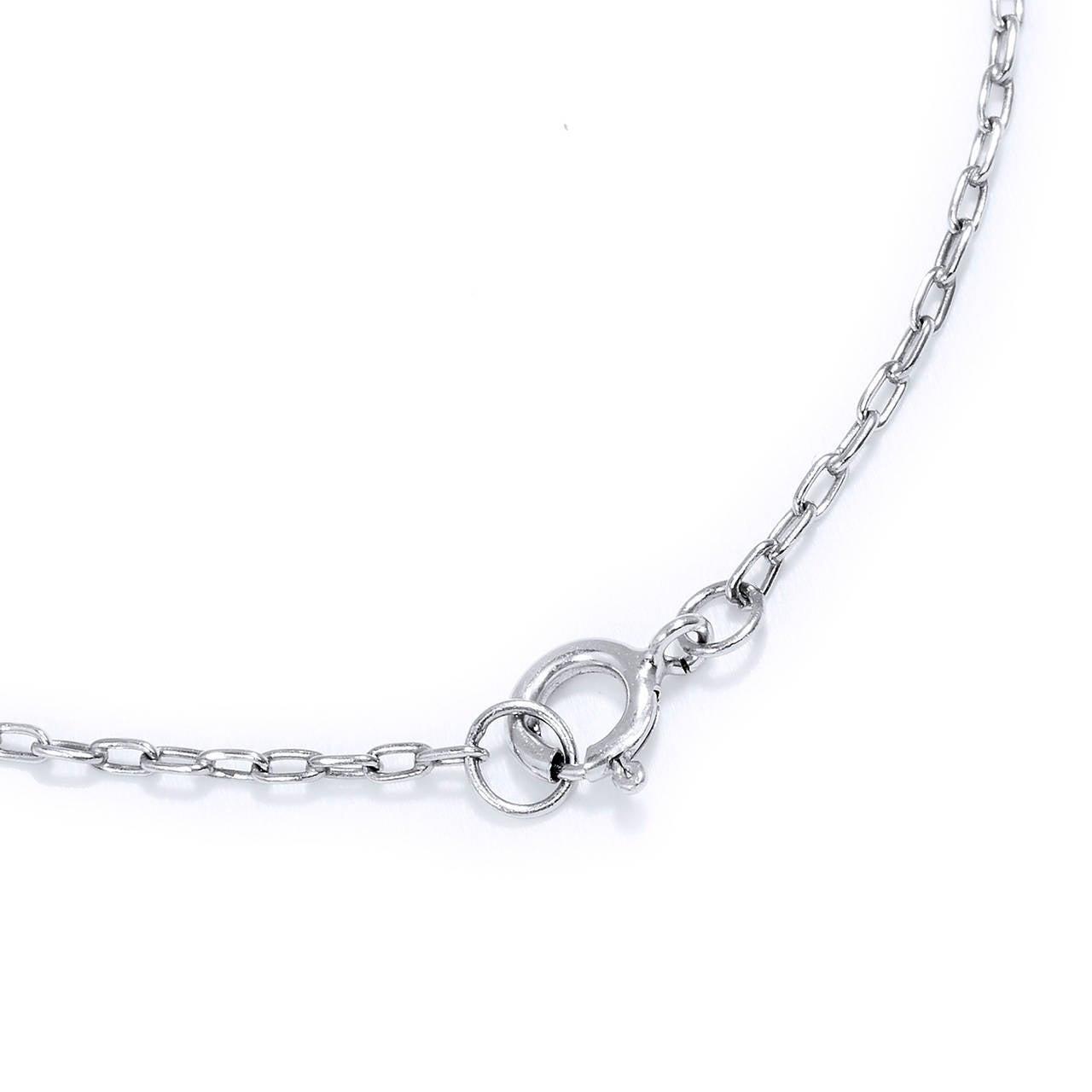 Women's A.G.L. Certified 9.83 Carat Pear Shaped Sapphire & 3 ct Diamond Platinum Pendant For Sale