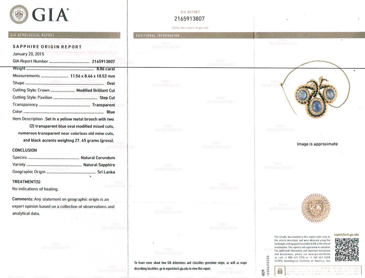 Victorian Enamel Sapphire Diamond Gold Jewelry Suite 10