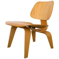 Eames LCW Lounge Chair for Herman Miller