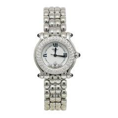 Chopard Happy Sport 8245 1.79 Carat Stainless Steel Diamond Watch