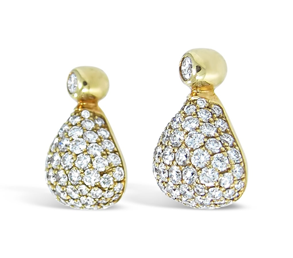 earrings accent qlt wid prod silver hei sterling p diamond