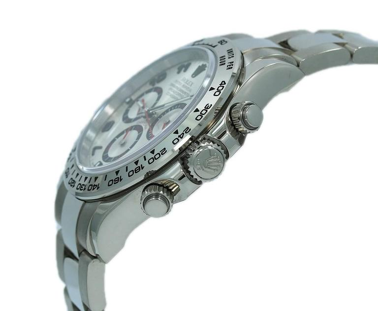 Women's or Men's Rolex Daytona 116509 All Gold, Unworn with Box, Books, Papers For Sale