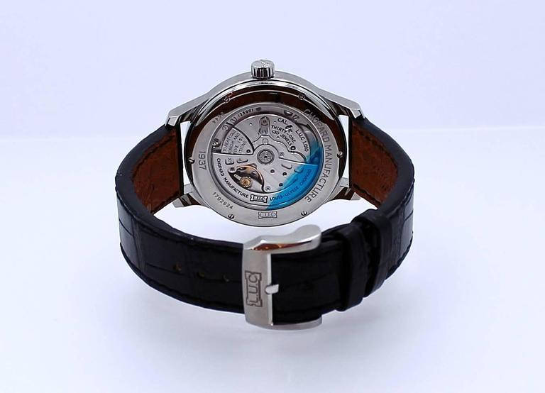 Chopard Stainless Steel L.U.C. 1937 Classic Wristwatch at ...