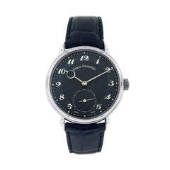 Urban Jurgensen Platinum Limited Edition manual Wristwatch