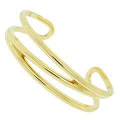 Diagonal Cuff Bracelet by Tiffany & Co.