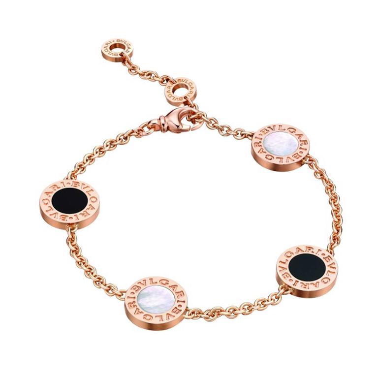Rose Gold Bulgari - Bulgari Bracelet