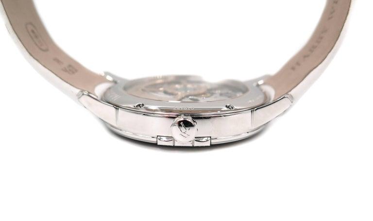 Harry Winston Ladies White Gold Midnight Diamond Stalactites Auto Wristwatch For Sale 3