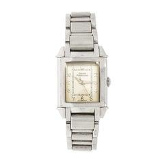 Girard-Perregaux Stainless Steel Vintage 1945 Quartz Wristwatch