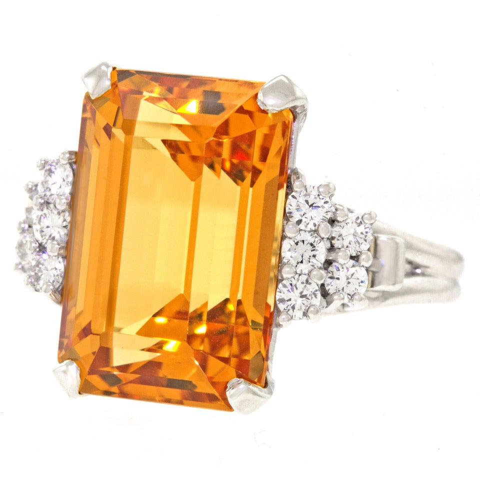 how to clean diamond ring naturally