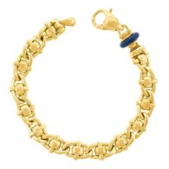 Easy Breezy Gold Link Bracelet