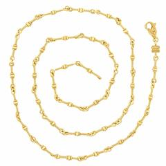 Italian Gold Chain Necklace