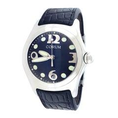 Corum Large Size 45mm Black Bubble Watch