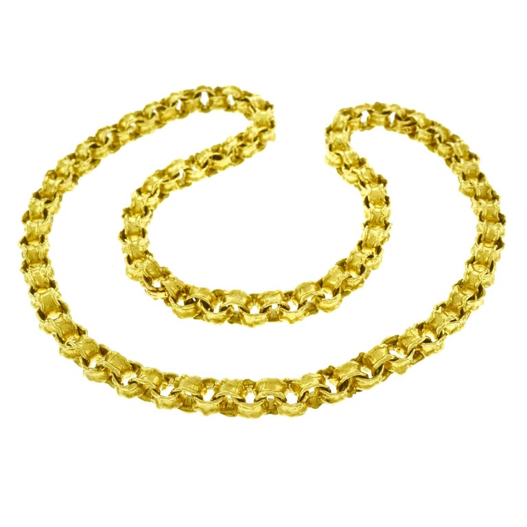 supplier previous heavy manufacturer necklace gold