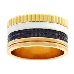 Boucheron Quatre Classique Large 18k/Platinum Ring