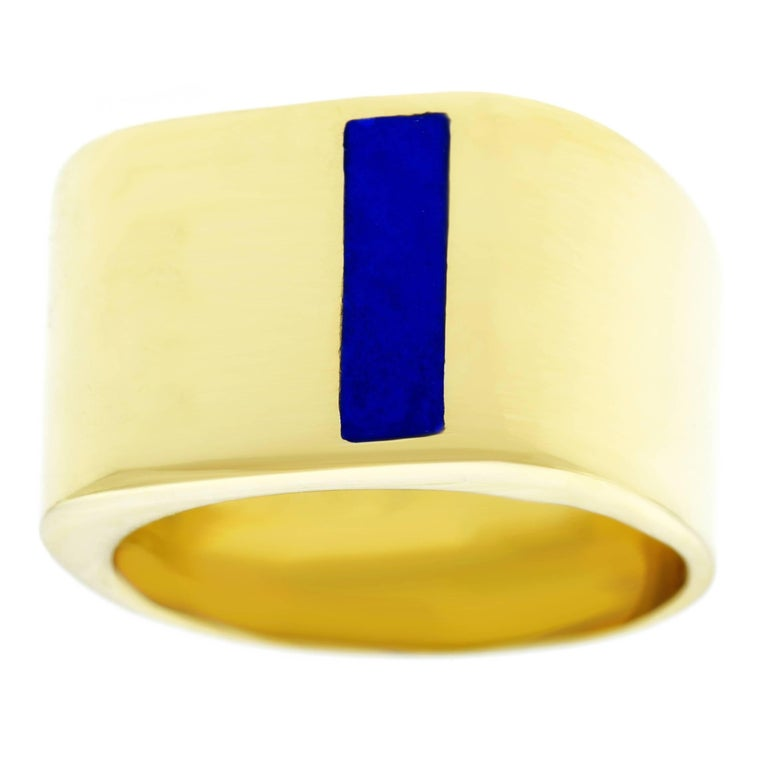 Tiffany & Co. Contemporary 1970s Gold Ring
