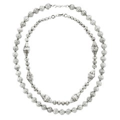 Buy-the-look Navajo Sterling Necklaces