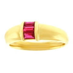 Tiffany & Co. Ruby Ring in Gold