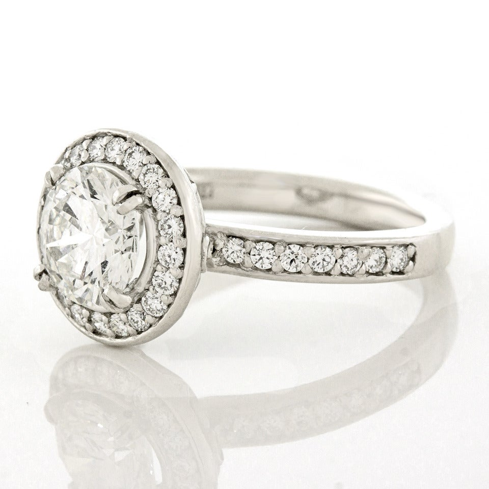 Ritani Diamond Engagement Ring 3
