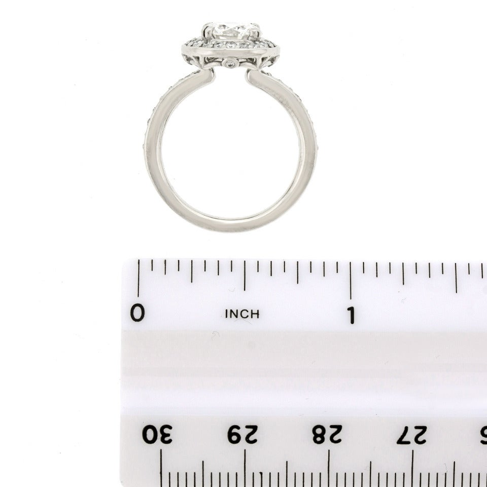 Ritani Diamond Engagement Ring 6