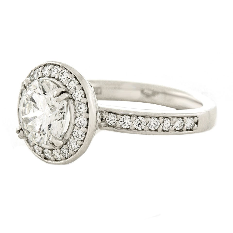 Ritani Diamond Engagement Ring 8