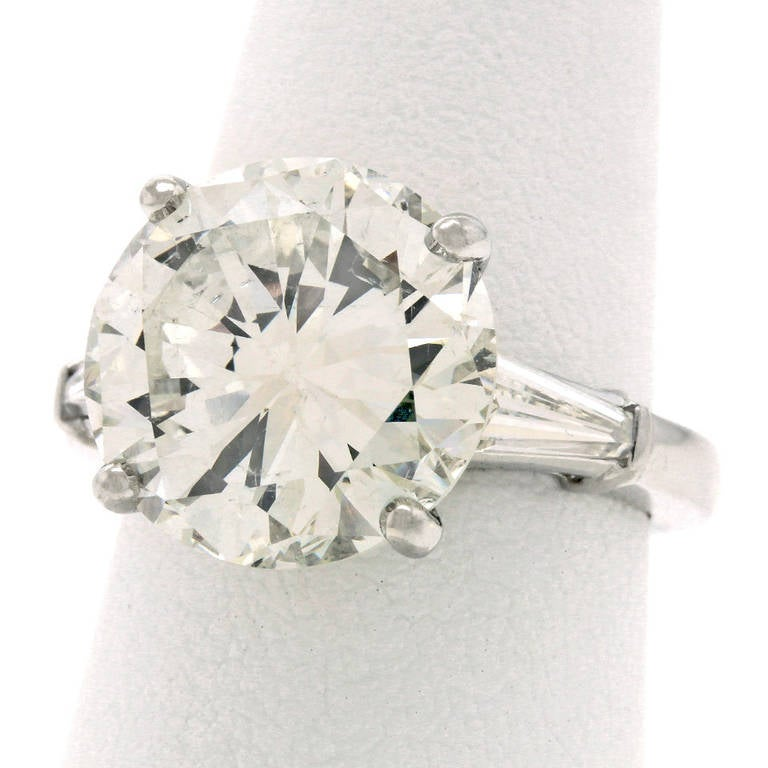 9 25 Carat Diamond Ring at 1stdibs