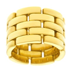 """Cartier """"Maillon Panthere"""" Ring"""