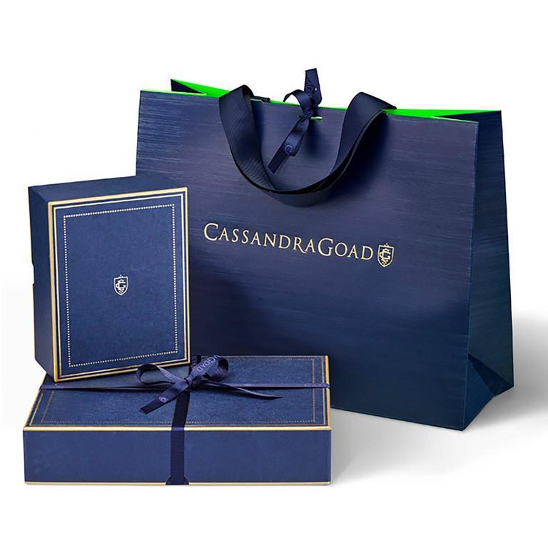 Cassandra Goad Assento Aquamarine and Diamond Earrings 2