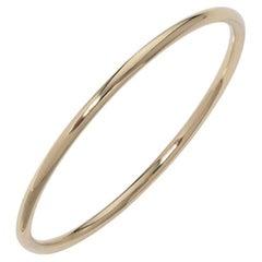 9 Karat Yellow Gold Band Ring