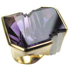 Atelier Munsteiner Amethyst Ring