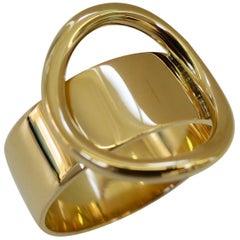 Modernist Dinh Van Ring for Cartier, 1970s