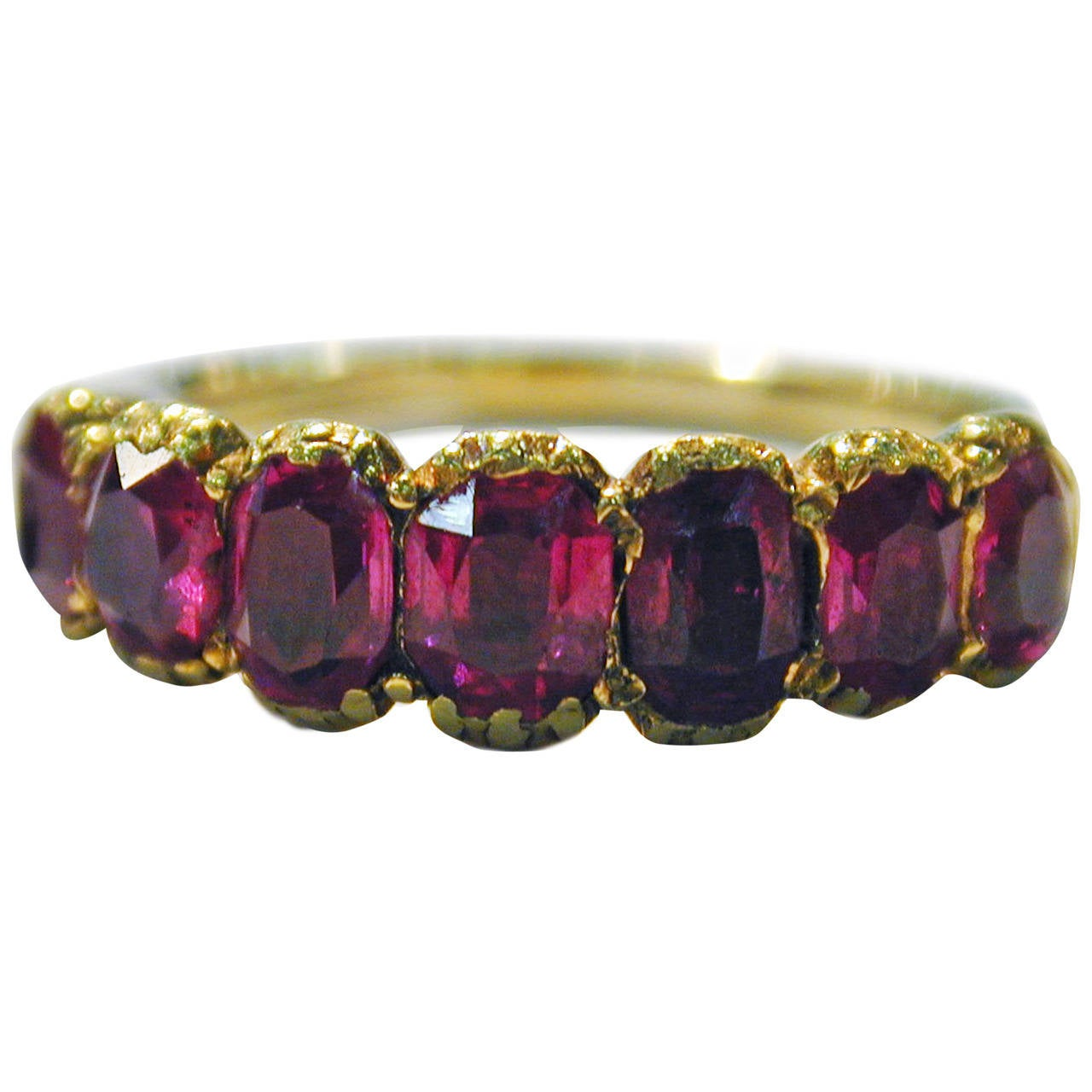 antique ruby gold ring at 1stdibs