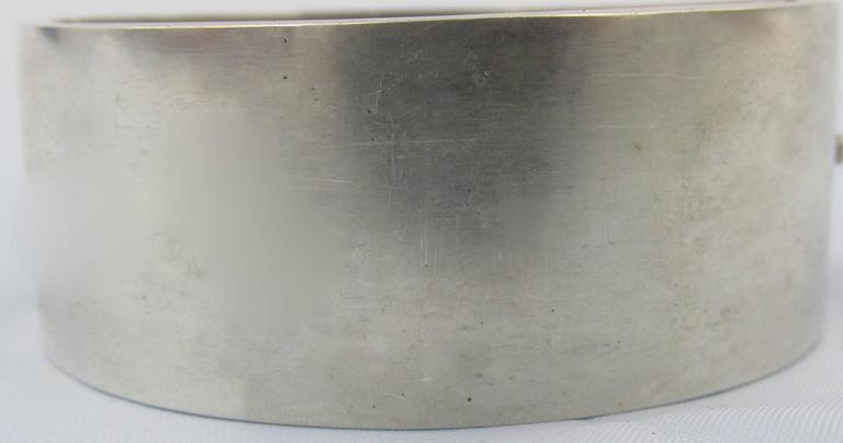 Women's Antique Silver Cuff Bracelet For Sale