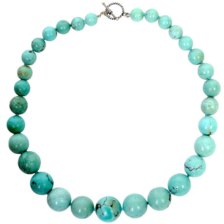 Fashion Jewelry Turquoise Necklaces