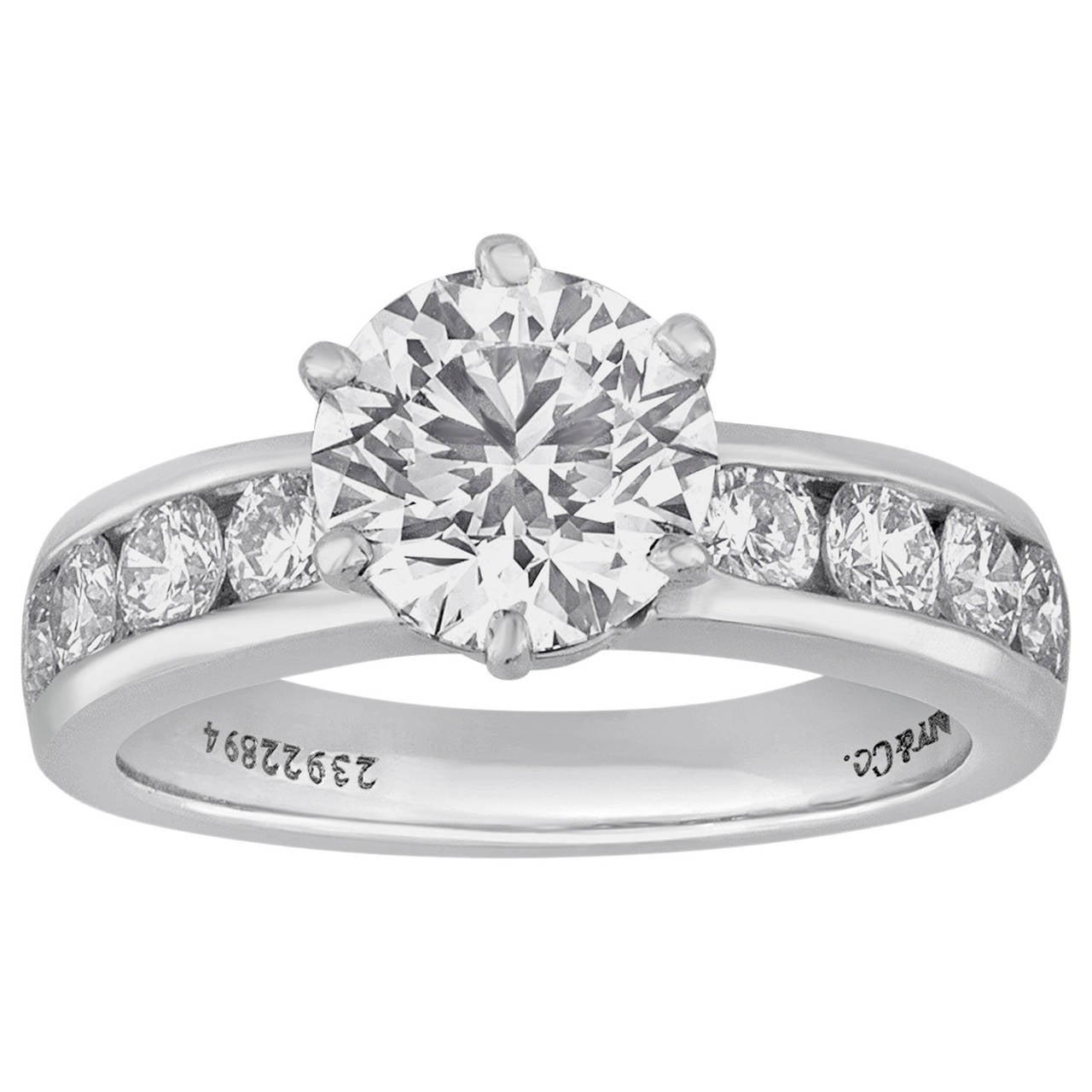 if and for j co l carat engagement tiffany f composite at rings jewelry sale diamond id ring platinum