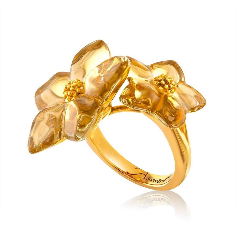 Yellow Rock Ring