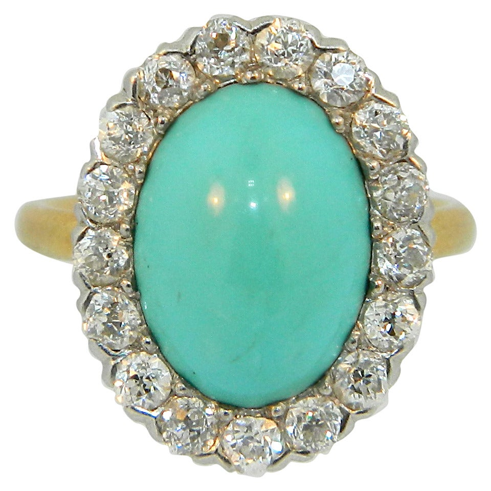 early 1900s shreve and co turquoise gold platinum