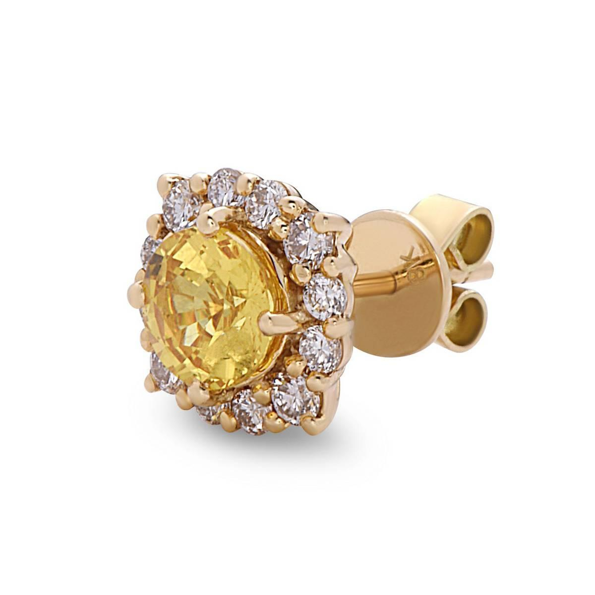 Stunning Yellow Sapphire Diamond Gold Stud Earrings At 1stdibs. Ideal Cut Diamond. Professional Rings. Emerald Bands. Beads Usa Online. Rubber Wedding Rings. Leaf Chains. Benchmark Bands. 14k Bangles