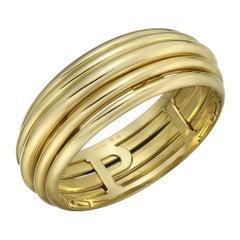 "Piaget Yellow Gold ""Possession"" Bangle Bracelet"