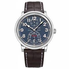 Ulysse Nardin Stainless Steel Marine Chronometer 1846 Wristwatch
