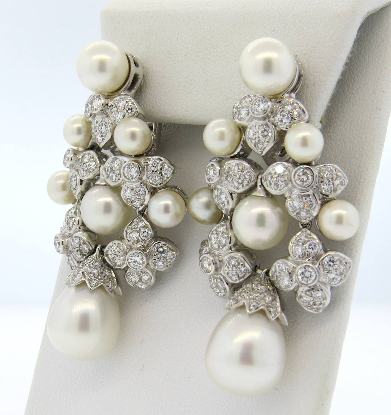 ko anita dia studs w products earrings hoops large diamond lrg plain