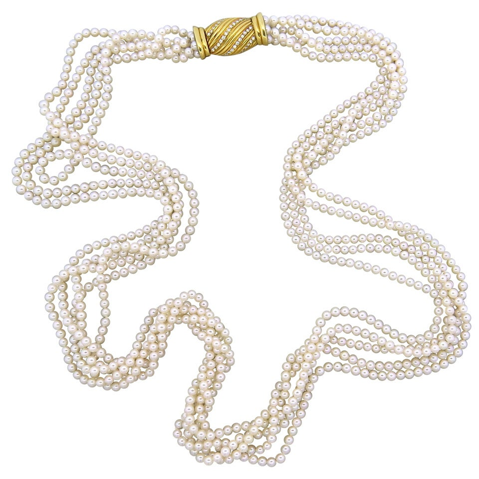 Fashion Pearl Necklaces Jewelry