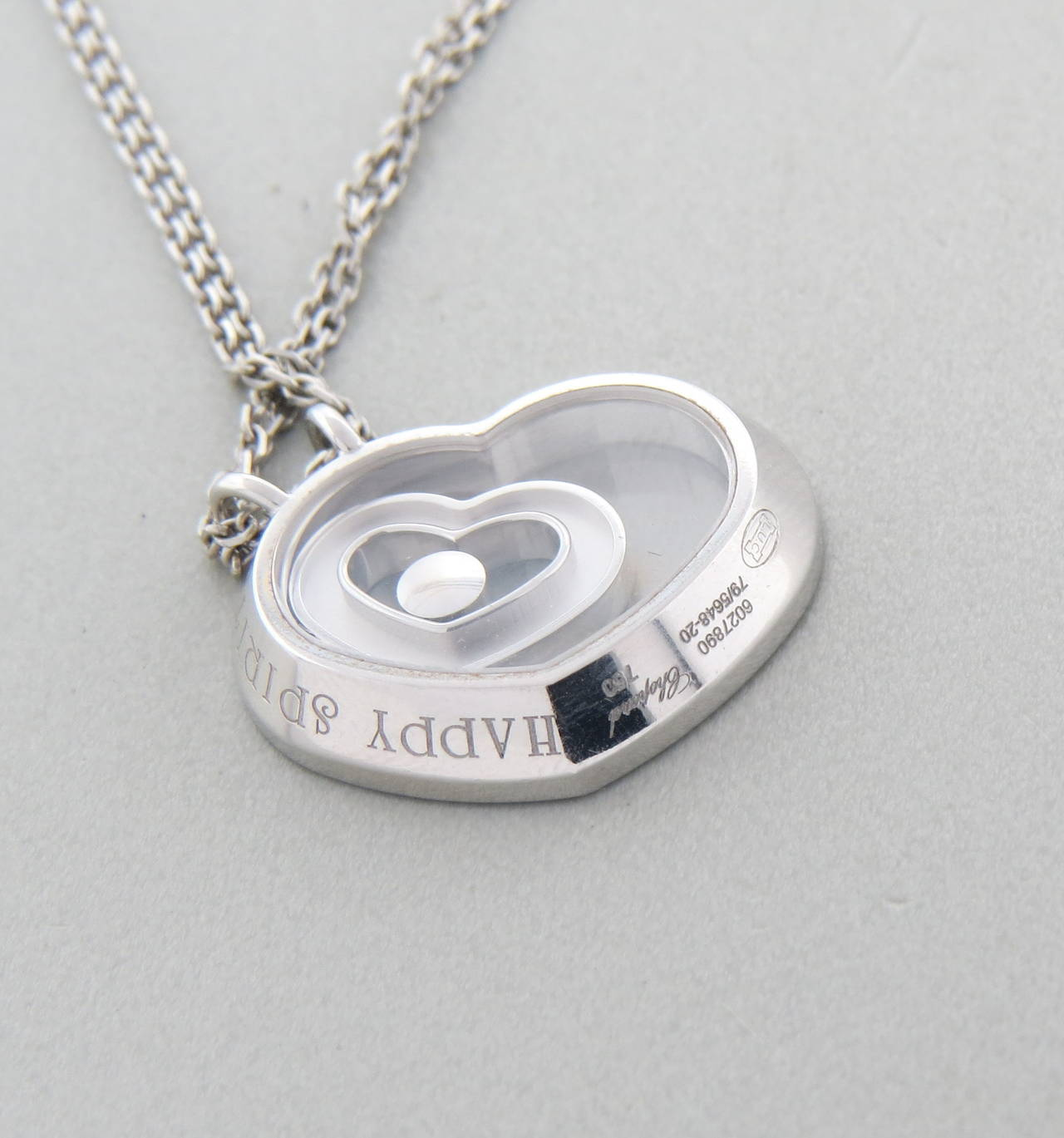 at jewelry heart gold happy pendant img necklace chopard sale spirit s for more women diamond id j necklaces l