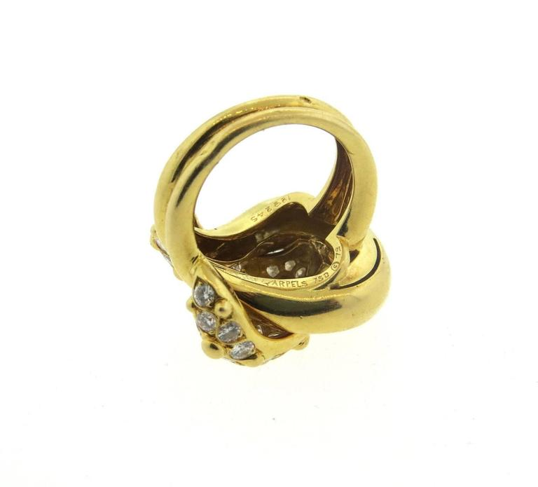 Figure Eight Gold Ring