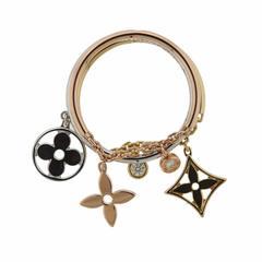 Louis Vuitton Diamond Gold Vague Monogram Idylle Pampille Triple Ring Set