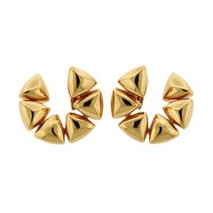 Vhernier Freccia Gold Earrings
