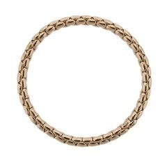 Chimento Rose Gold Flexible Bracelet