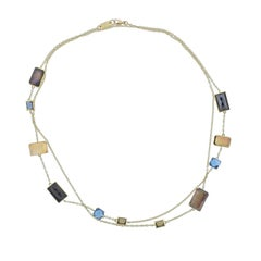 Ippolita Rock Candy Gelato Beverly Gold Long Necklace