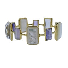 Ippolita Rock Candy Lucia Gemstone Gold Bracelet